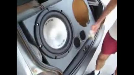 Bravox чупи дискове 1800rms