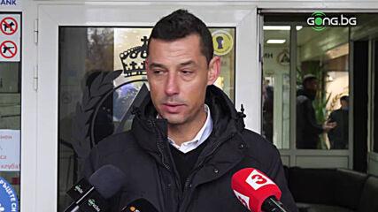 Томаш: Ще дам всичко от себе си за спасението на Етър