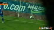 Трите феноменални гола на Цска срещу Тнс