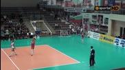 И волейболна битка между България и Азербайджан