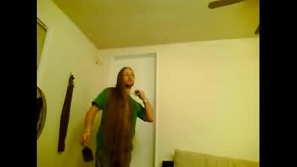Човекът С Най - Дългата Коса На Света
