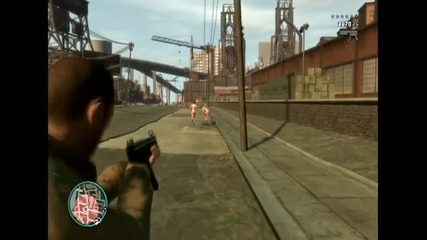 Gta Iv Pc Gameplay Nvidia Geforce gt240 ddr3