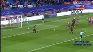 Атлетико ( Мадрид ) 2:0 Галатасарай 25.11.2015