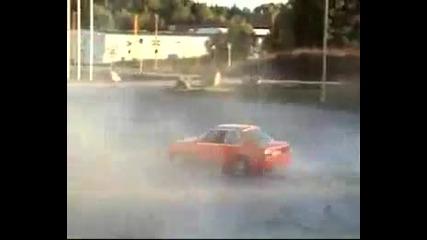bmw 325 turbo drift