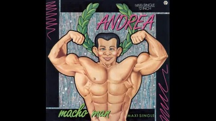 Andrea - Macho man(italo disco 1987)
