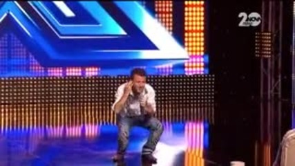 Милен Кръстев - X Factor (17.09.2014)