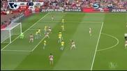 Арсенал - Кристъл Палас 2:1