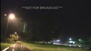 Проливни дъждове рано сутрин в Макомб, Илинойс 10.9.2014