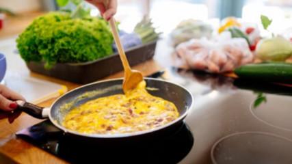 Как да сготвите перфектните бъркани яйца