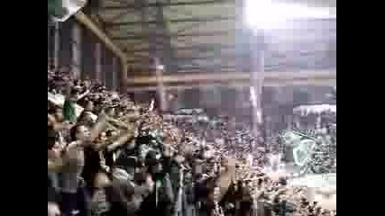 Panathinaikos Fans, Prasine Thee, Horto Ma