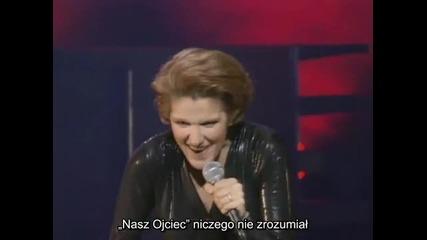 Celine Dion - Priere Paienne Live | Селин Дион Live a Paris