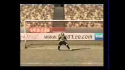 Fifa 2007 Free Kick