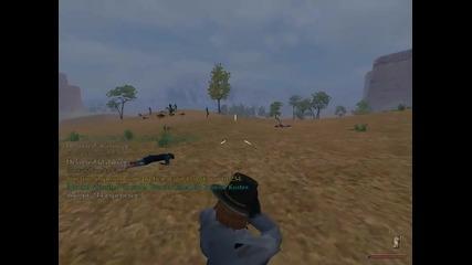 Mount & Blade: Western Mod [martok_17] Gameplay