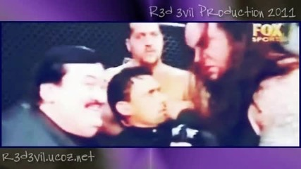Mv • Cody Rhodes - Whole World Crazy ( Dashing No More ) • R3d 3vil 2011