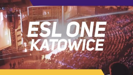 ESL One takes over Katowice again, here's what to expect