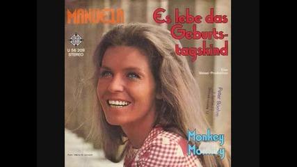 Manuela - Hello, Mary Lou (ricky Nelson cover - на немски език)