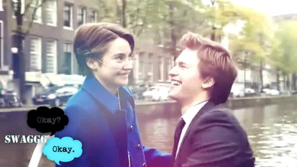 Hazel & Augustus {the Fault in Our Stars}- So cold