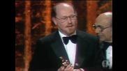 Джон Уилямс получава Оскар - 1978