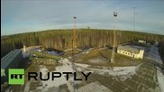 Russia: Topol ICBM launched during drills at Plesetsk Cosmodrome