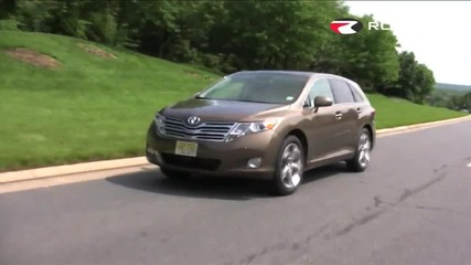 2009 Toyota Venza Car Review