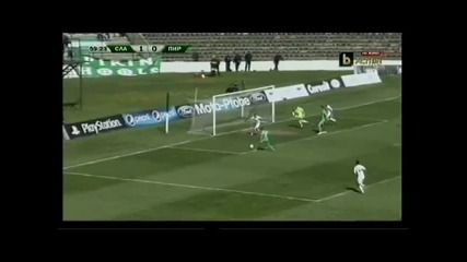 Skysports.bg - Slavia Sofia 1 - 1 Pirin Blagoevgrad ( 8 -7 )
