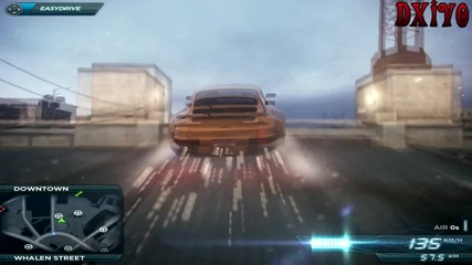 [ H D ] Nfs - Most Wanted : Jump & Stunt
