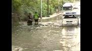 Пловдив има проблеми с дъжда