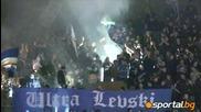 Факли на победата след Левски - Окк Белград 92 - 84