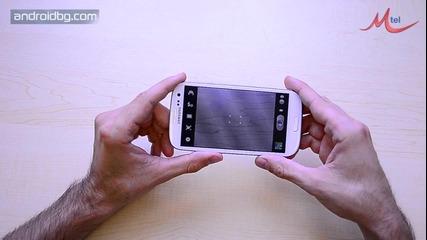 Samsung Galaxy S3 - телефон създаден за хора