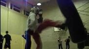 Kick Boxing Alkon Szczecin -2010