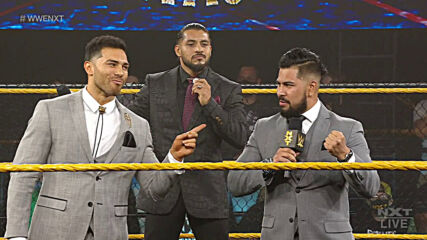 Kushida wants payback against Santos Escobar: WWE NXT, May 4, 2021