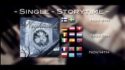 Nightwish - Storytime Teaser video