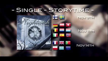 Nightwish - Storytime Teaser video