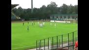 2.07.2009 Халадас - Иртиш 1:0 1 пр.кръг Лига Европа