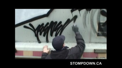 Graffiti #164 - Keep Six - Sdk