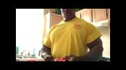 Рони Колман - тежащ 160 килограма - част - 3