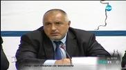 Борисов обиден на медиите за полета с хеликоптер до Разград