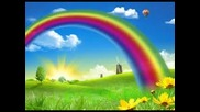 Пъстроцветната Дъга.весело Детско Стихче