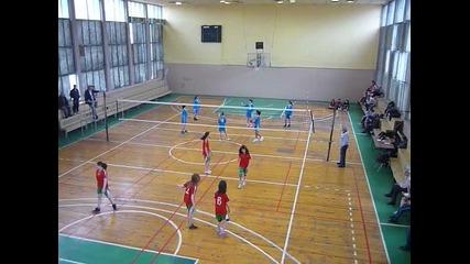 волейбол Стара Загора 5 - 7 клас