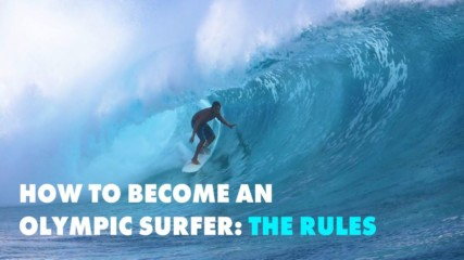 Road to 2020: Surfing qualifications for the Olympics explained