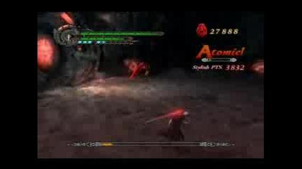 Devil May Cry 4 Last Boss