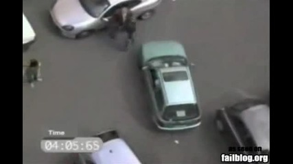 Youtube - Parking Fail