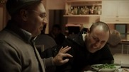 Спас и Йордан пияни в кръчмата се базикат с Ганчо и Тишо