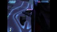 Halo #1 - Фел и много убииства /w Prowow и God of darkness