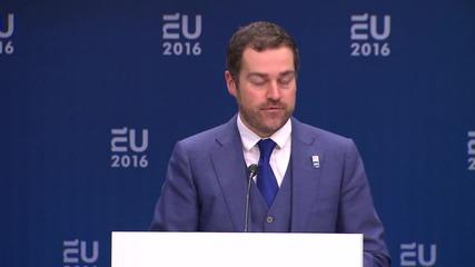 Представители на ЕС призовават за нови мерки за граничен контрол, след като Шенген е под напрежение