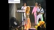 Lepa Brena - Nocas Mi Srce Pati@ Brcko 2004