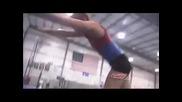 Светът трогнат от сляпа българска гимнастичка