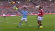 12.02 Манчестър Юнайтед - Манчестър Сити 2:1