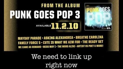 Asking Alexandria - Right Now (na Na Na) (punk goes pop, Akon cover)