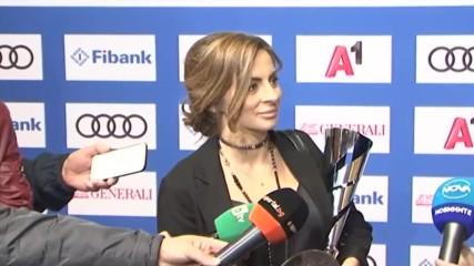 Сани Жекова през сълзи: Мисля, че докоснах много хора, а и те мен